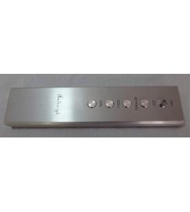 Metal remote controller