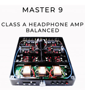 Master 9 Headphones Amp / Pre
