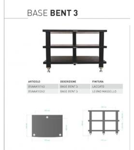 Mobile serie Bent Legno 3